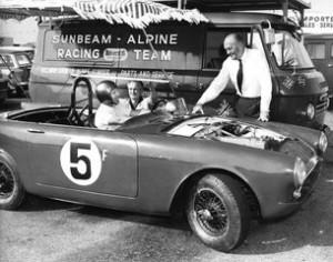 LA Times Invitational 3 Hour Endurance Race Oct 1962 at Riverside